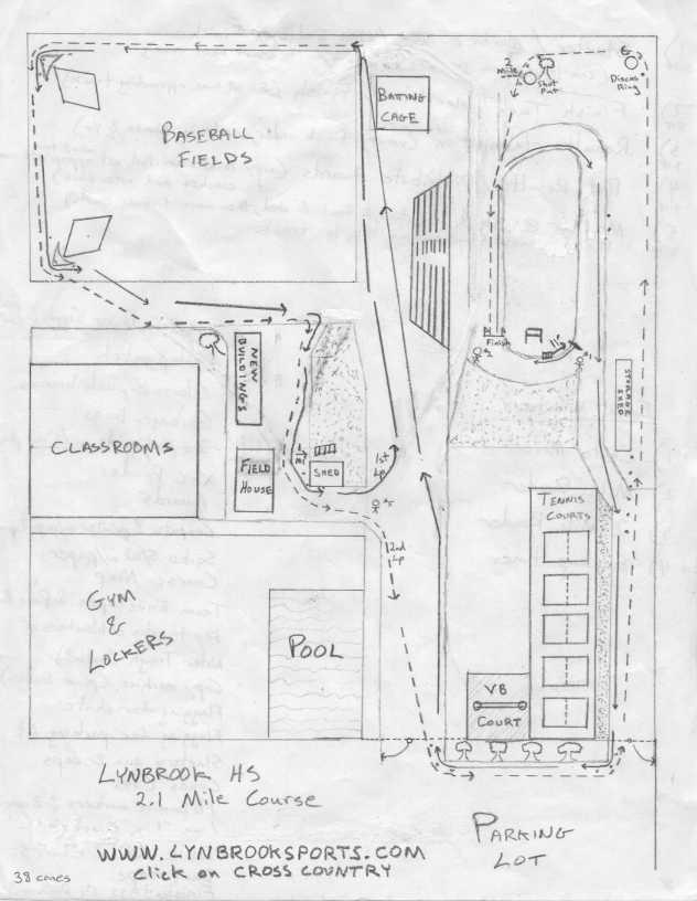Homestead High School Campus Map.Lynbrook High School Maps
