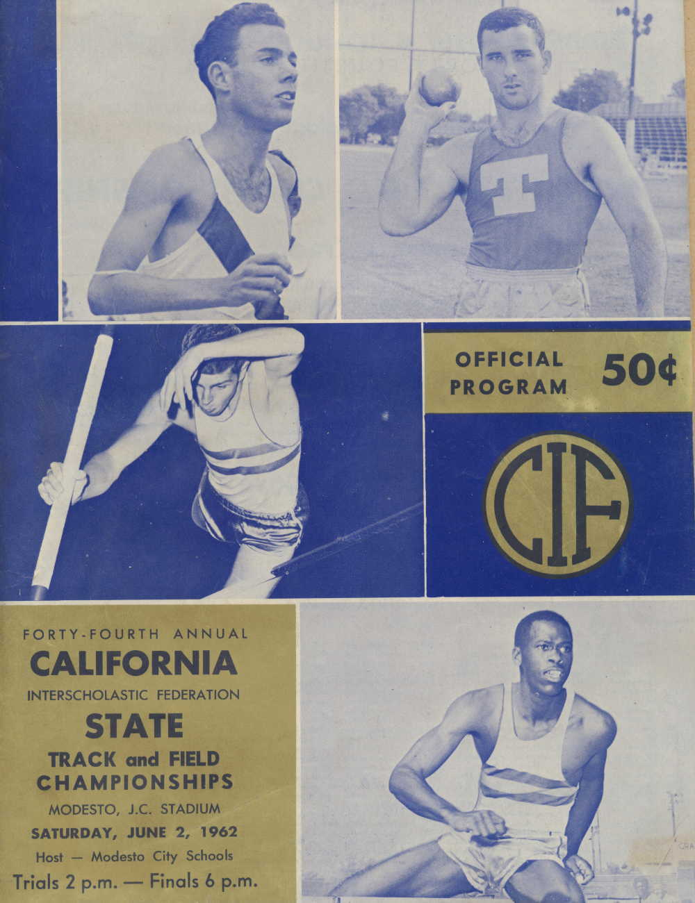 california jc state track meet