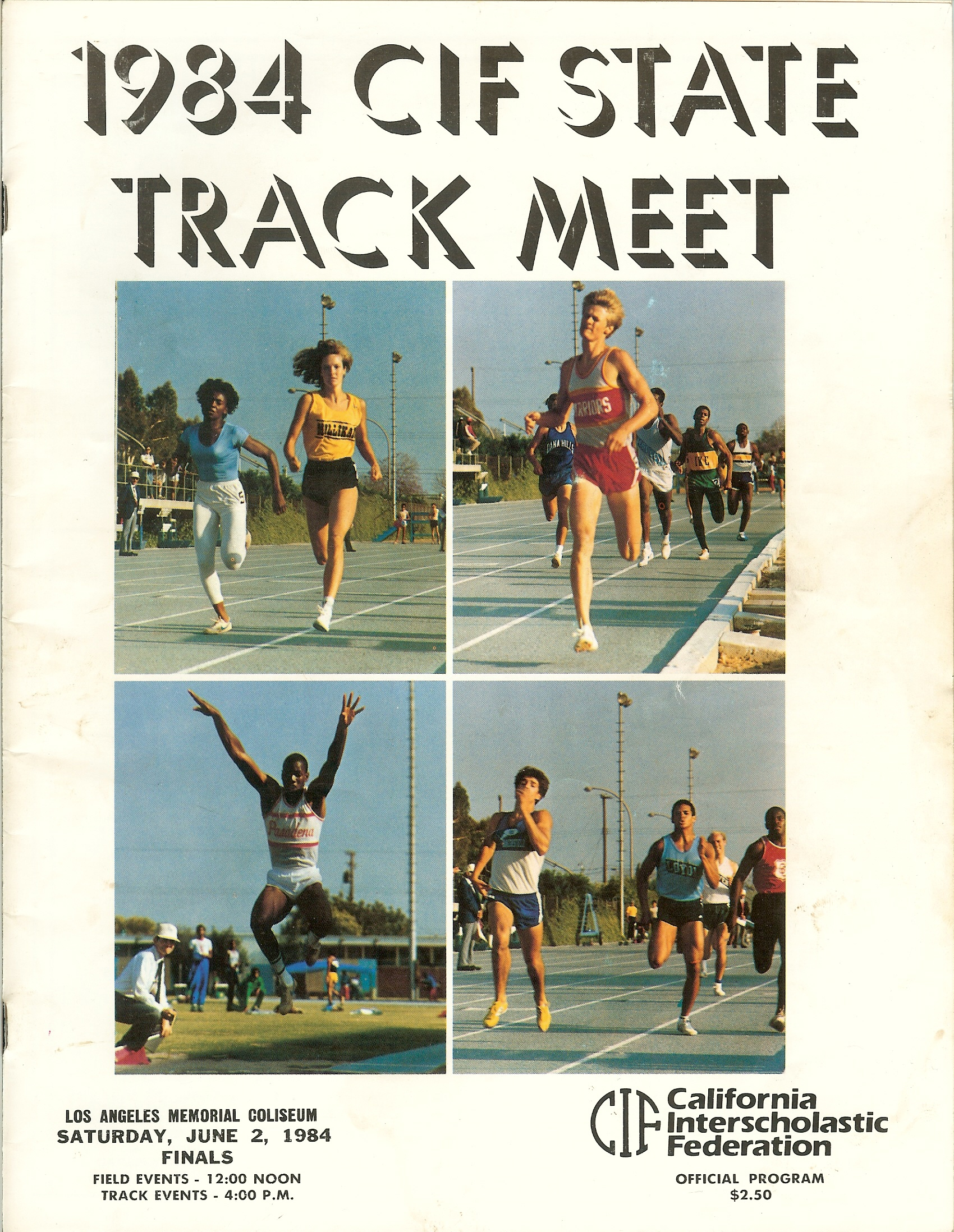 louisiana state track meet results 2011