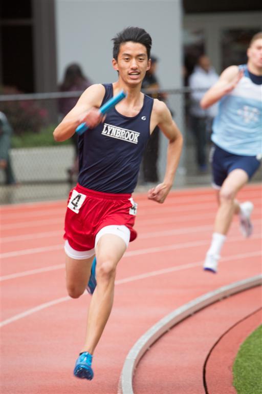 Lynbrook High School - Track '18