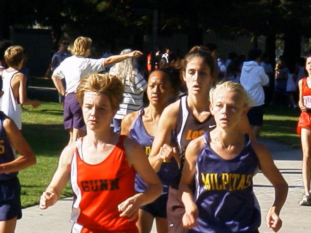 Central Park Invitational - 2001